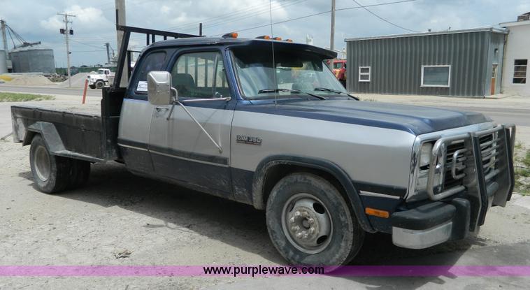 Dodge D/W Series III 1972 - 1980 Pickup #8