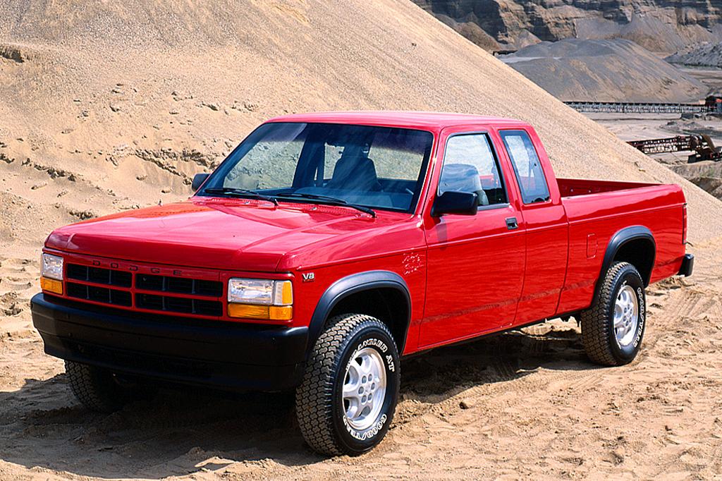 Dodge Dakota I 1987 - 1996 Pickup #2