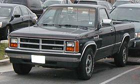 Dodge Dakota I 1987 - 1996 Pickup #7