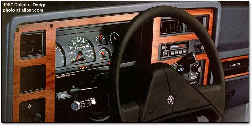 Dodge Dakota I 1987 - 1996 Pickup #6