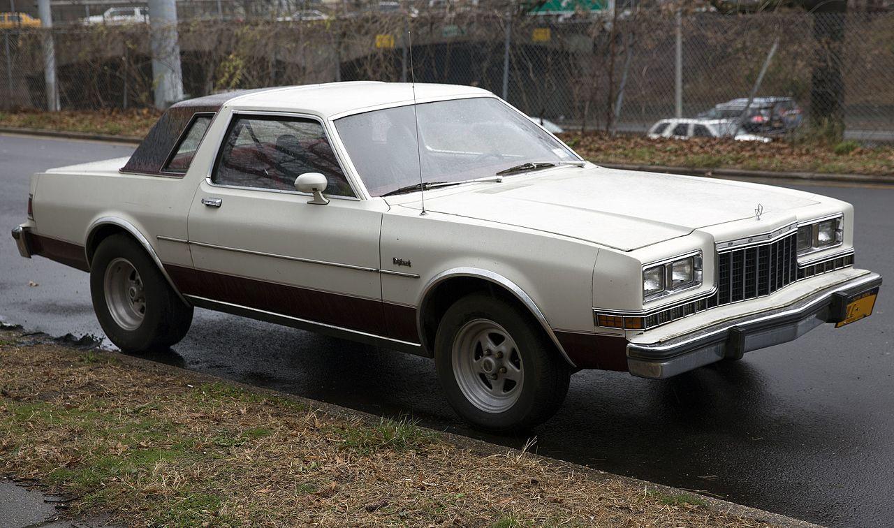 Dodge Diplomat I 1977 - 1989 Coupe #5