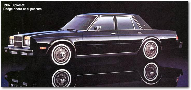 Dodge Diplomat I 1977 - 1989 Coupe #2