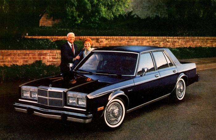 Dodge Diplomat I 1977 - 1989 Coupe #6