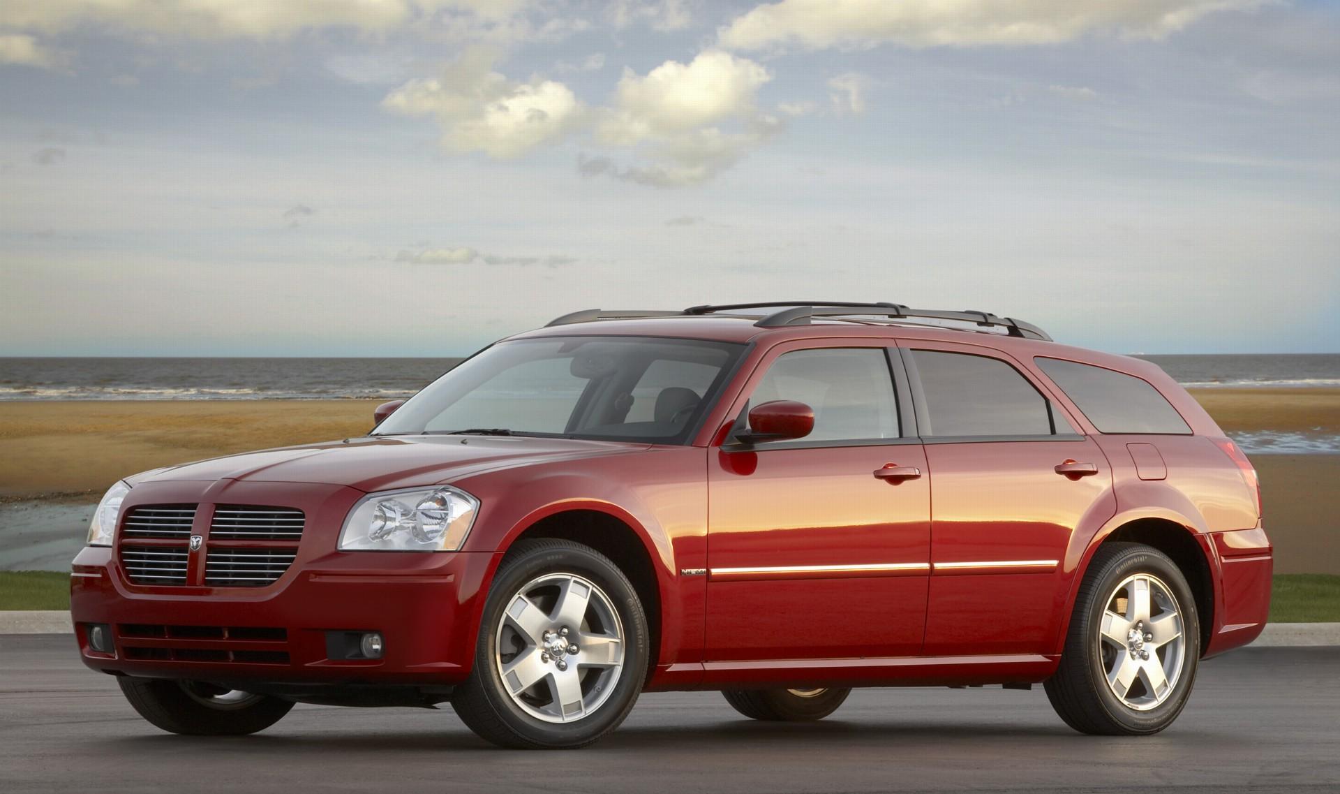 Dodge Magnum I 2003 - 2007 Station wagon 5 door #3