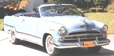 Dodge Mayfair 1953 - 1959 Cabriolet #7