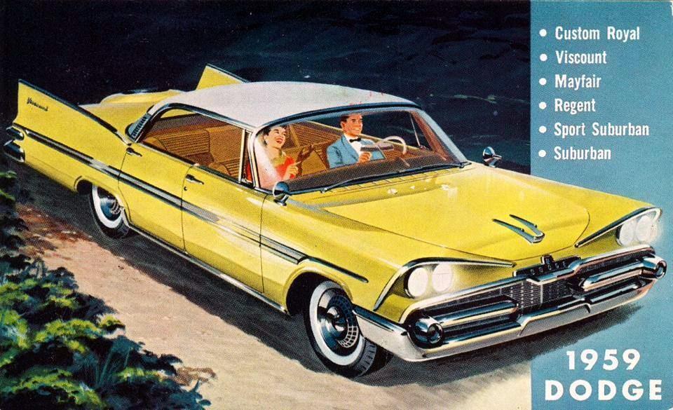 Dodge Mayfair 1953 - 1959 Cabriolet #3