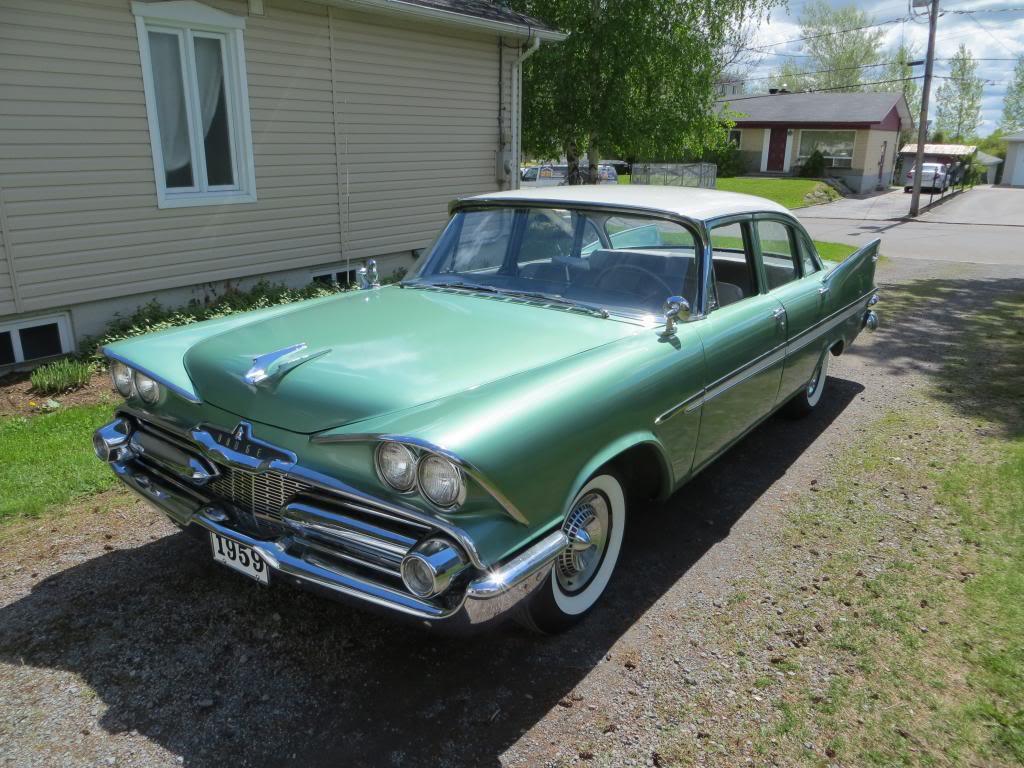 Dodge Mayfair 1953 - 1959 Cabriolet #2