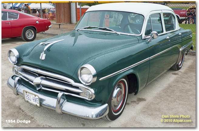 Dodge Mayfair 1953 - 1959 Cabriolet #1