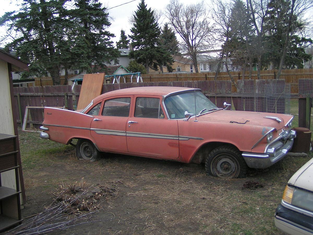 Dodge Mayfair 1953 - 1959 Cabriolet #5
