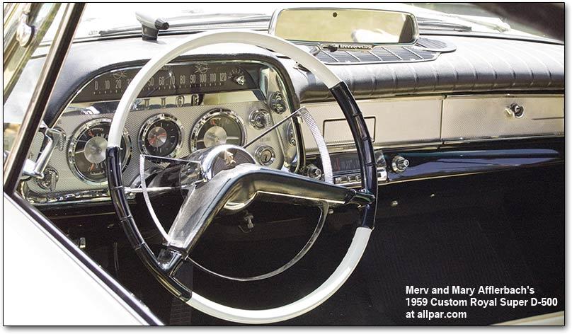 Dodge Mayfair 1953 - 1959 Cabriolet #8