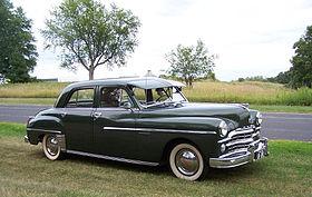Dodge Mayfair 1953 - 1959 Cabriolet #6