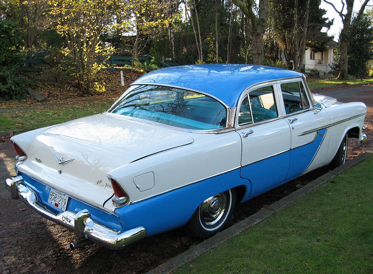 Dodge Mayfair 1953 - 1959 Cabriolet #4