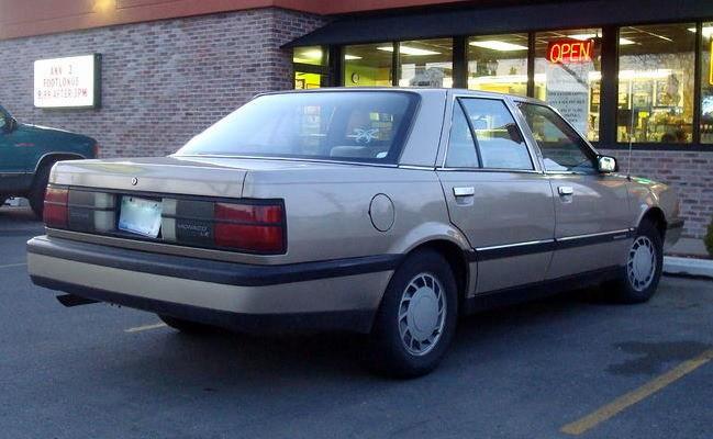 Dodge Monaco 1990 - 1993 Sedan #1