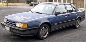 Dodge Monaco 1990 - 1993 Sedan #8