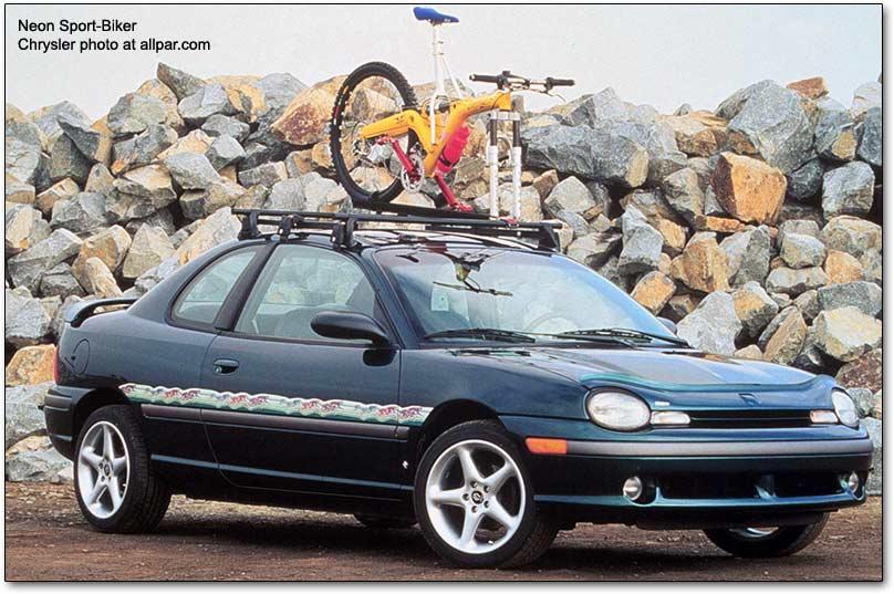 Dodge Neon I 1994 - 1999 Coupe #4