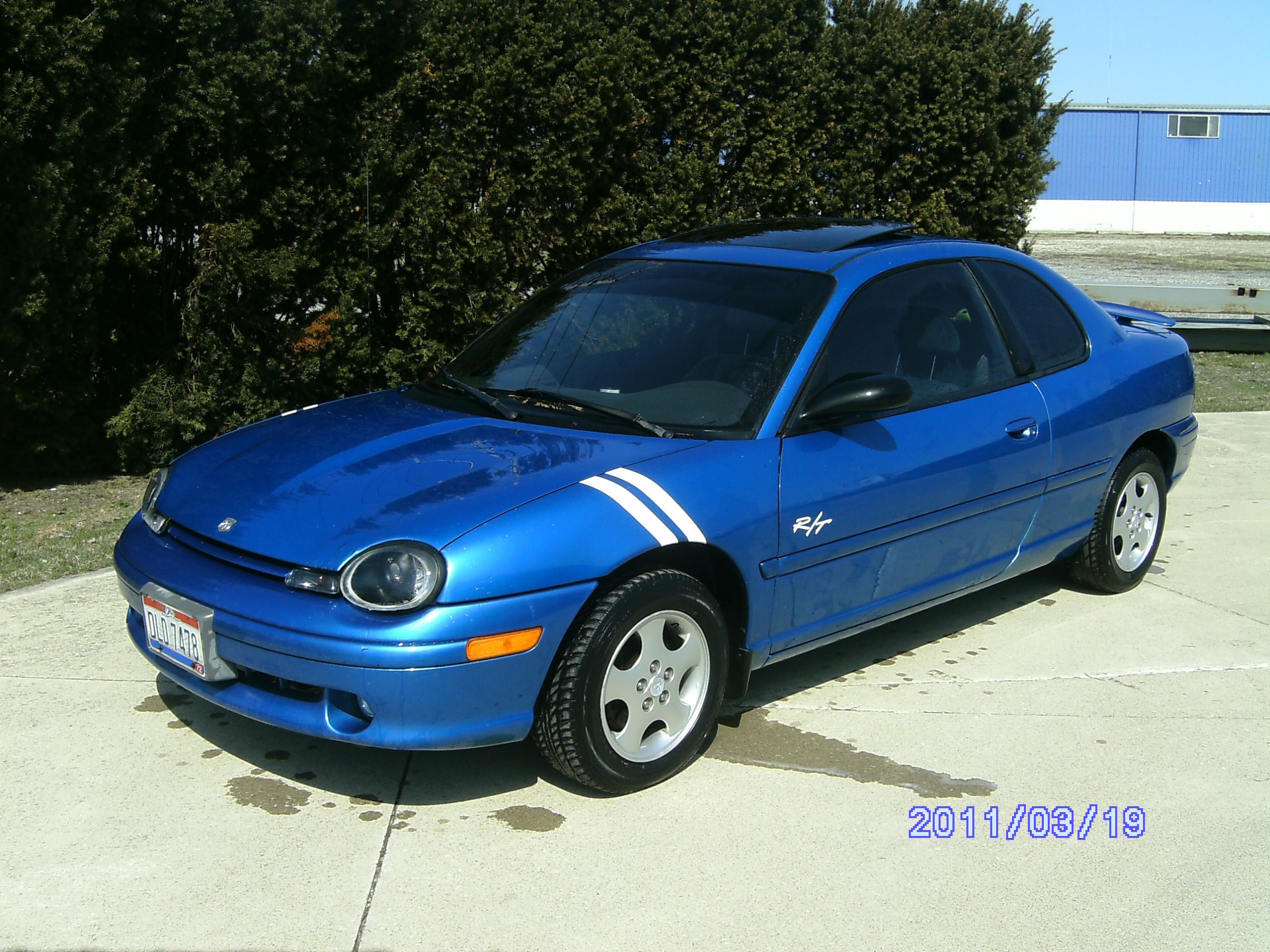 Dodge Neon I 1994 - 1999 Coupe #1