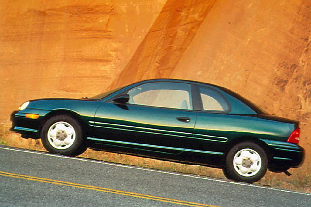 Dodge Neon I 1994 - 1999 Coupe #3
