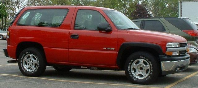 Dodge Ramcharger III 1999 - 2001 SUV 3 door #5