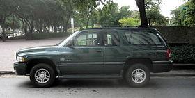 Dodge Ramcharger III 1999 - 2001 SUV 3 door #7