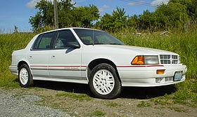 Dodge Spirit 1988 - 1995 Sedan #8