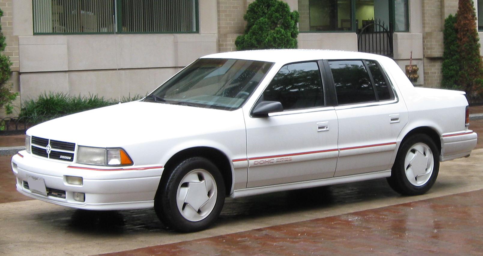 Dodge Spirit 1988 - 1995 Sedan #5
