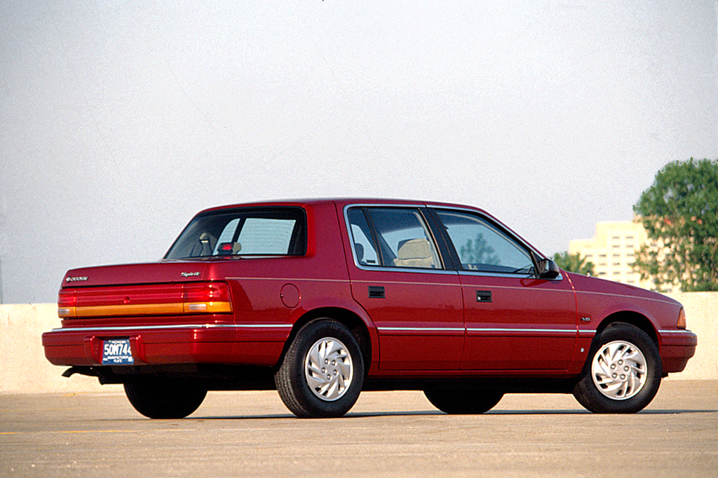 Dodge Spirit 1988 - 1995 Sedan #3