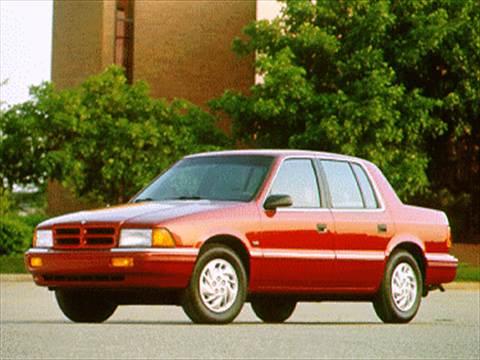 Dodge Spirit 1988 - 1995 Sedan #2