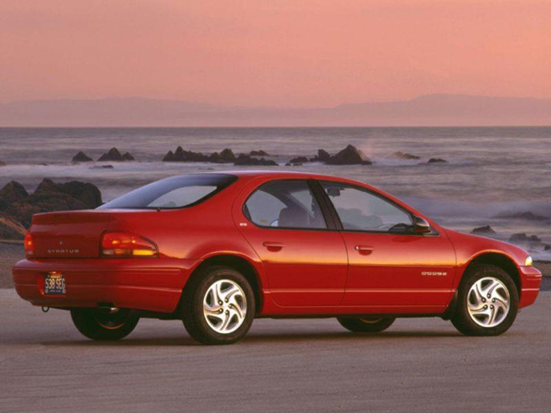 Dodge Stratus I 1995 - 2000 Sedan #6