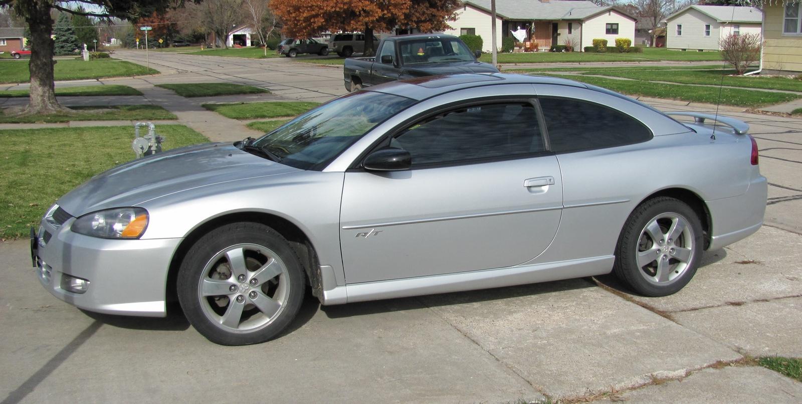 Dodge Stratus II 2000 - 2003 Sedan #1