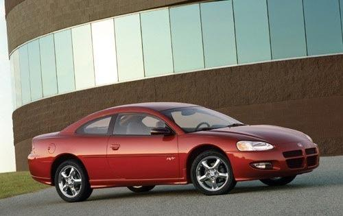 Dodge Stratus II 2000 - 2003 Sedan #2