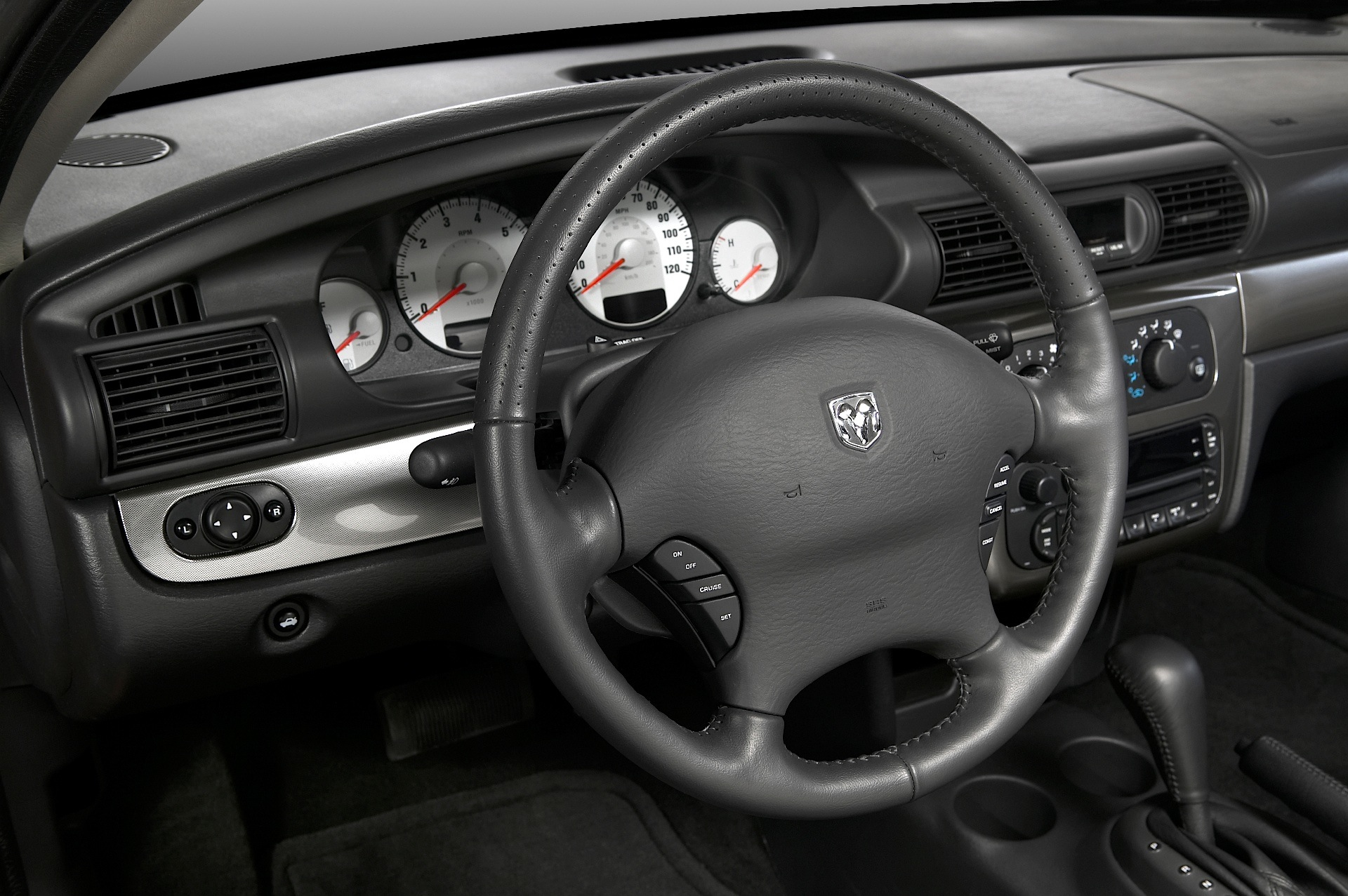 Dodge Stratus II Restyling 2003 - 2006 Coupe #5