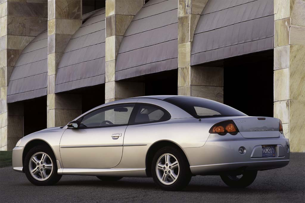 Dodge Stratus II Restyling 2003 - 2006 Coupe #7