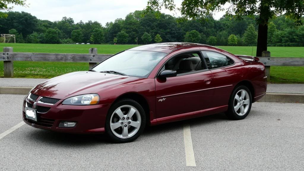Dodge Stratus II Restyling 2003 - 2006 Coupe #4