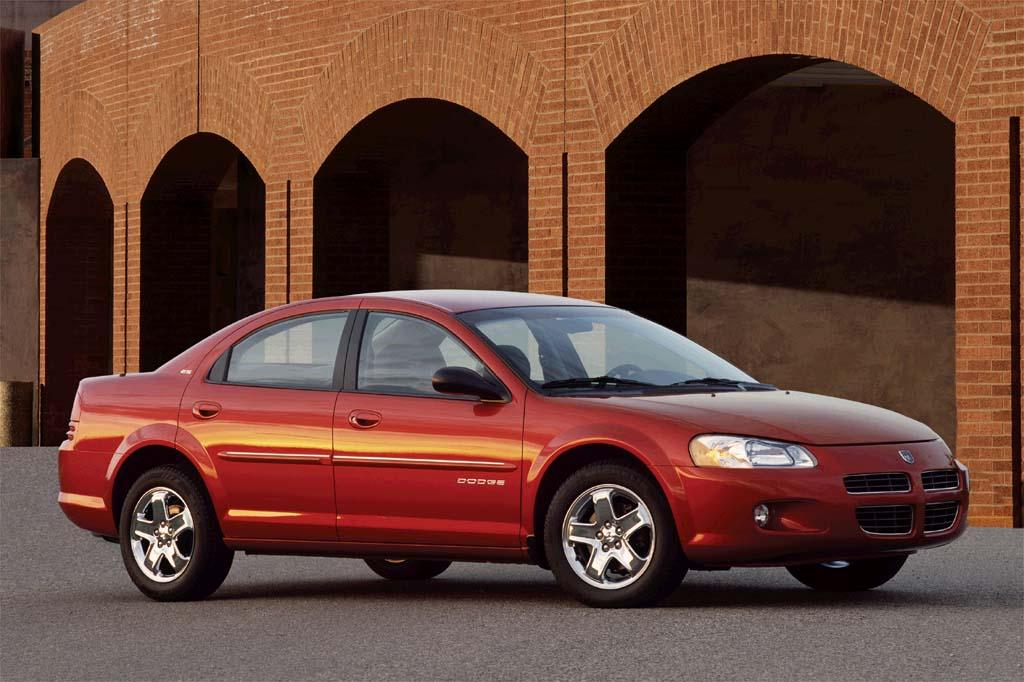 Dodge Stratus II Restyling 2003 - 2006 Sedan #6