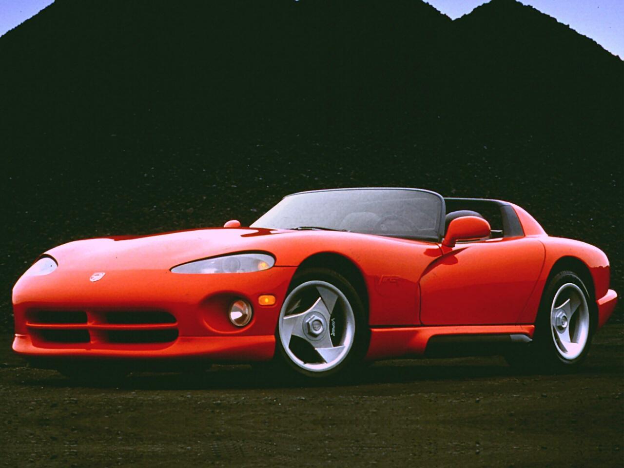 Dodge Viper I 1992 - 1995 Roadster #1