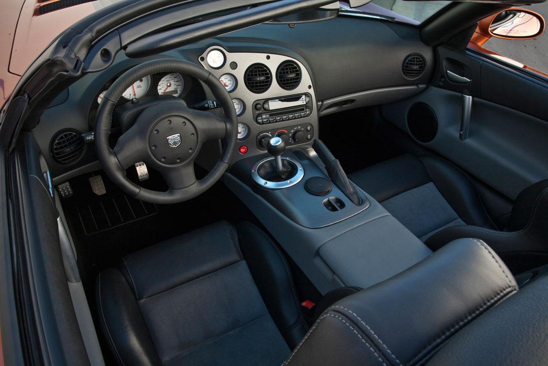 Dodge Viper I 1992 - 1995 Roadster #4