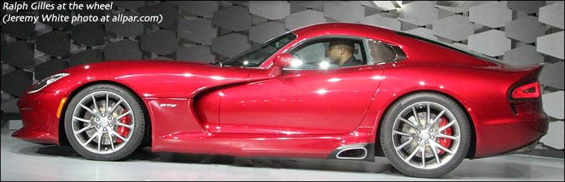 Dodge Viper V 2012 - now Coupe #1