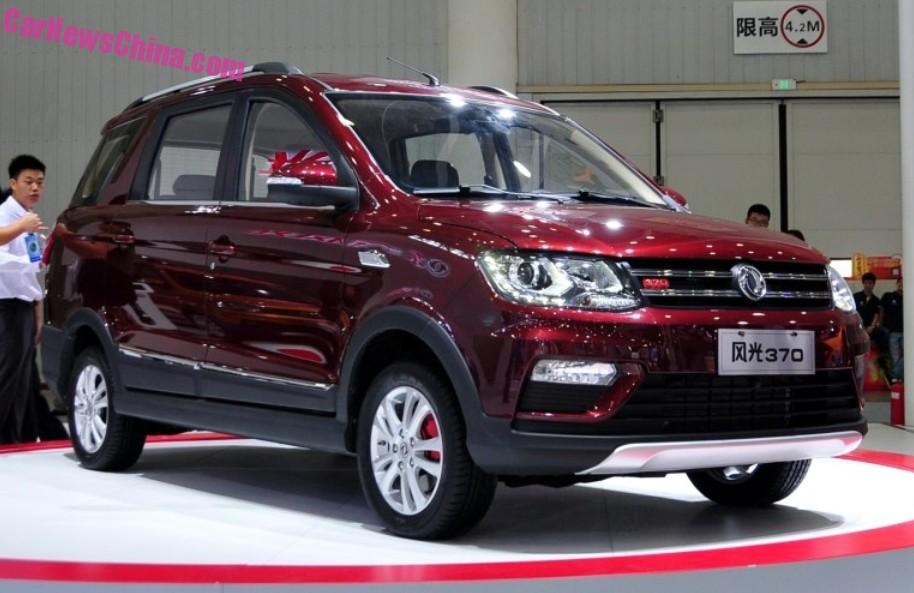 DongFeng 370 I 2015 - now SUV 5 door #2