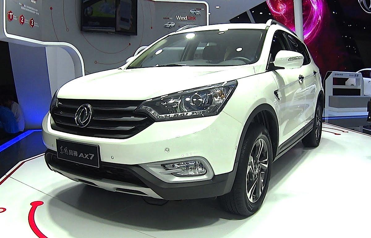 DongFeng 370 I 2015 - now SUV 5 door #7