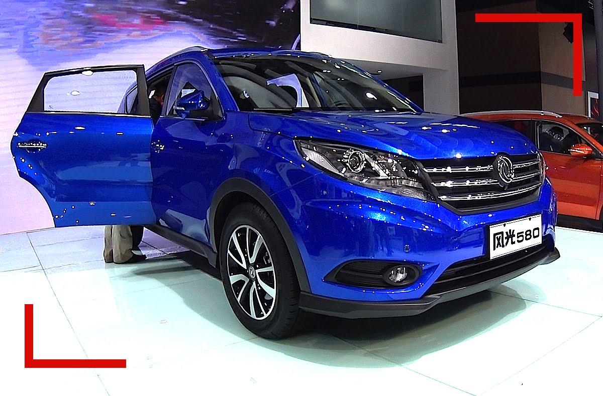 DongFeng 370 I 2015 - now SUV 5 door #8