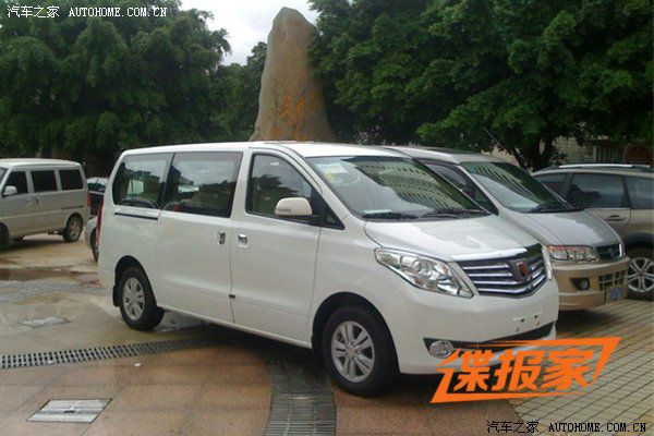 DongFeng MPV 2007 - 2009 Minivan #6