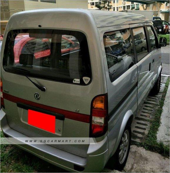 DongFeng MPV 2007 - 2009 Minivan #3