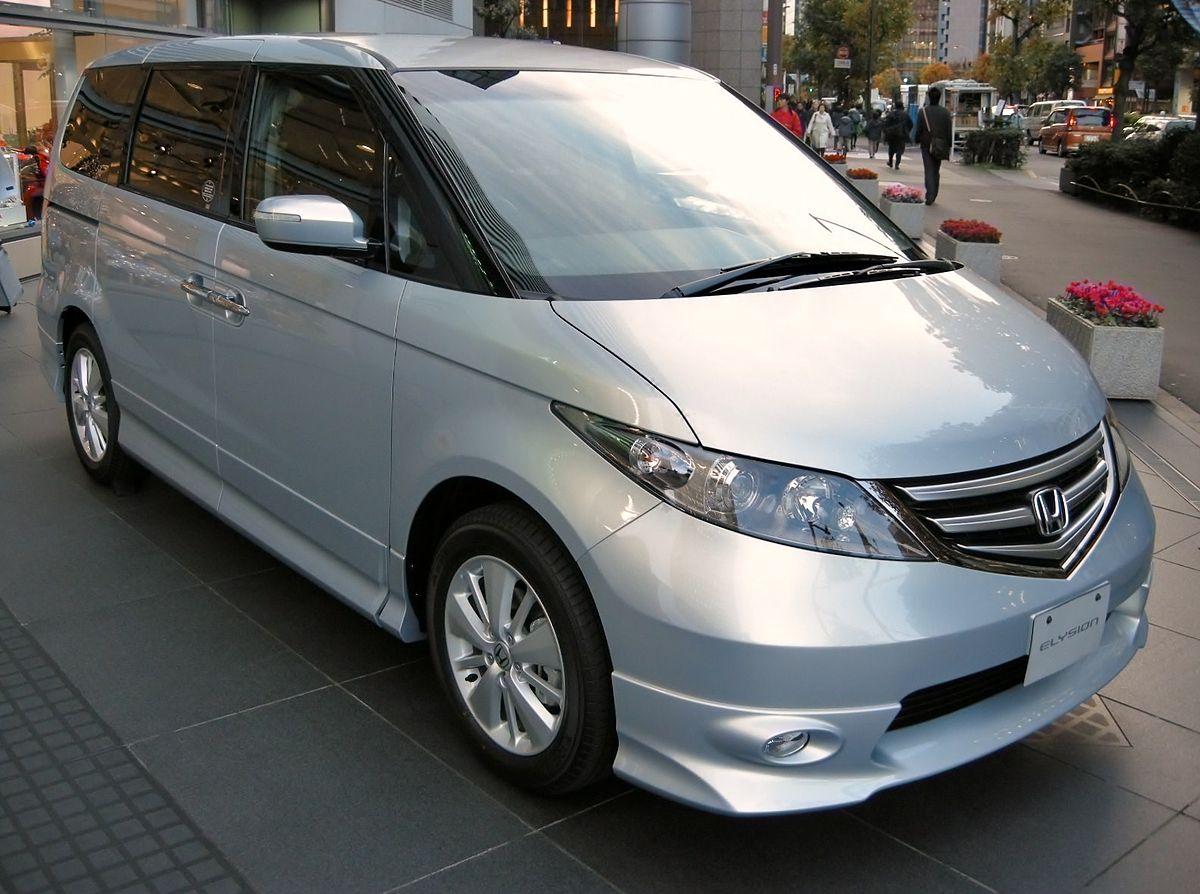 Honda Elysion I Restyling 2006 - 2013 Minivan #7