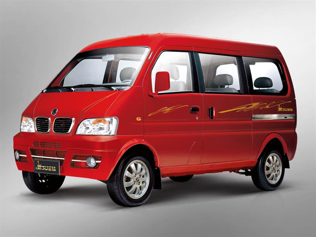 DongFeng MPV 2007 - 2009 Minivan #7
