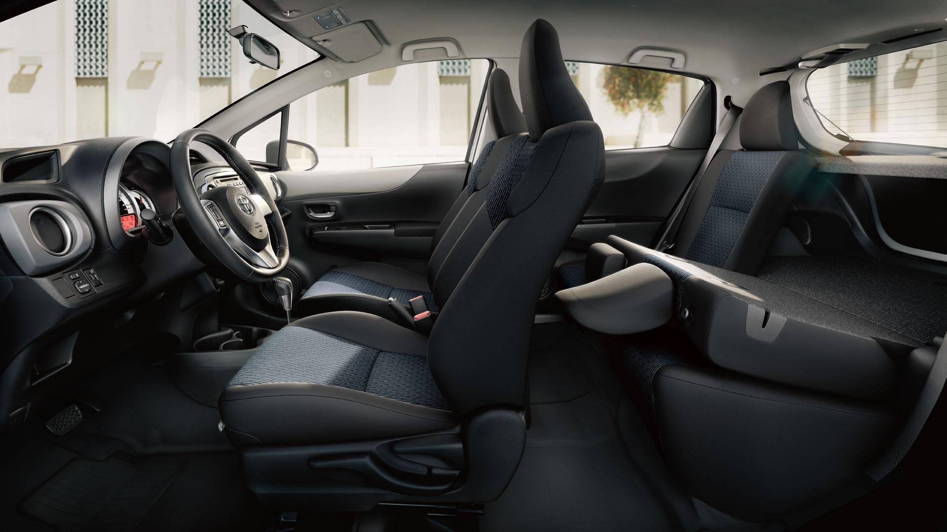 Toyota Vitz III (XP130) 2010 - 2014 Hatchback 5 door #5