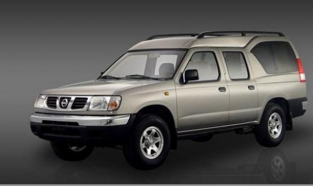 DongFeng Rich I 2007 - 2009 Pickup #3