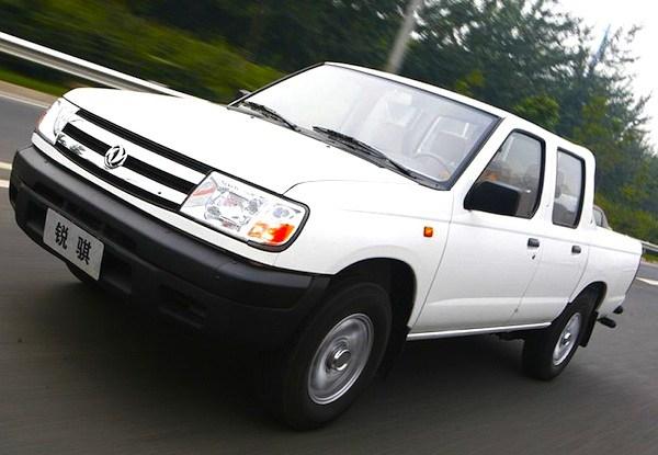 DongFeng Rich I 2007 - 2009 Pickup #1