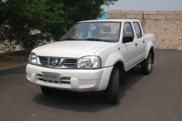 DongFeng Rich I 2007 - 2009 Pickup #4