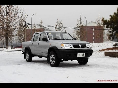 DongFeng Rich II 2014 - now Pickup #7