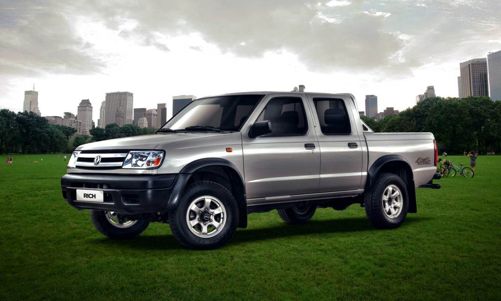 DongFeng Rich II 2014 - now Pickup #6